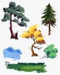 Skecth Foliage3