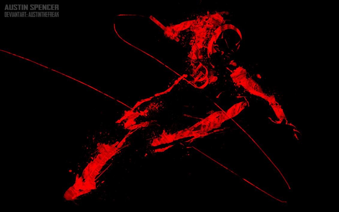 Daredevil Painting Art