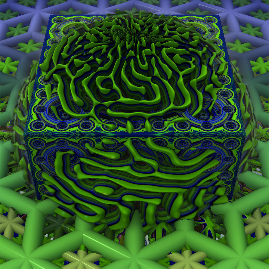 Suborganic by aRTWORKbYgnbARNES