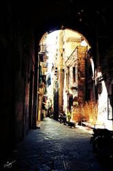 lights in Naples