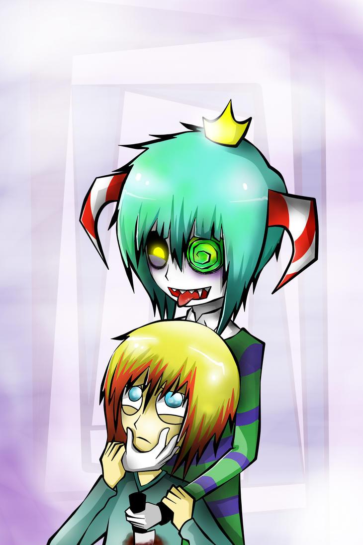 i just want kill by ren-danny