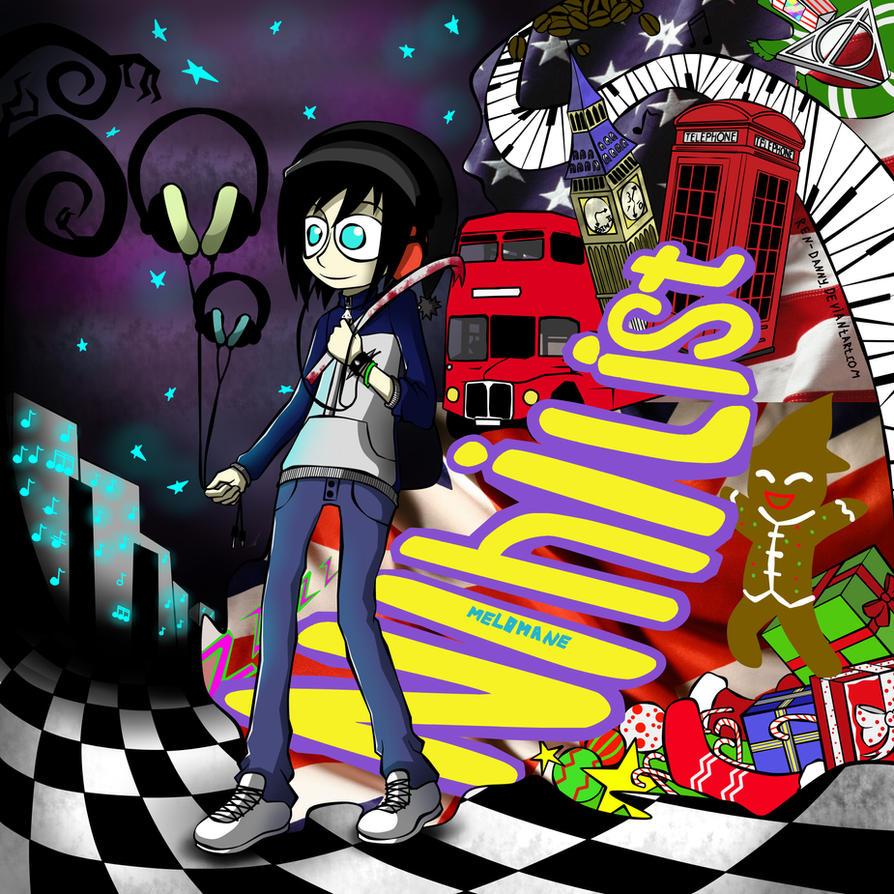 i'm music fan by ren-danny