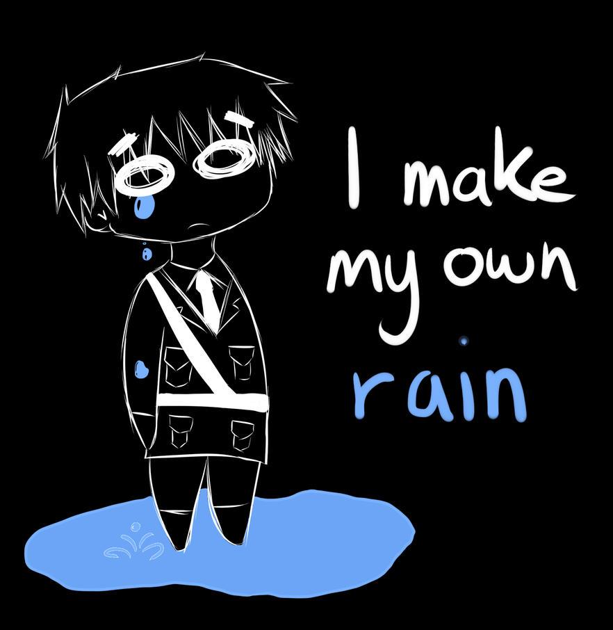 Rain by girlyanimegal