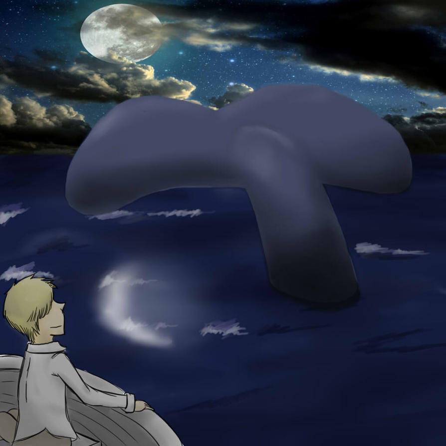 Whale by girlyanimegal