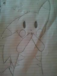 confused pikachu by koolish91