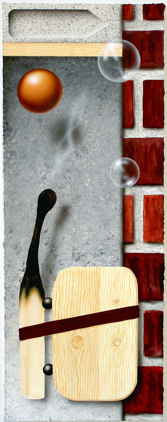 Threatening balance 7 by andy-art