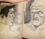 People Sketch 8