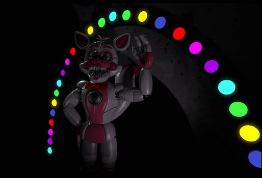 Funtime Foxy Stage Performance