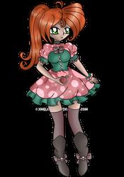 [OPEN DTA] Mushroom Girl