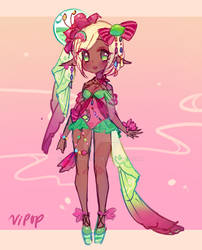 [MYO] Fairy Vial - Bobbi