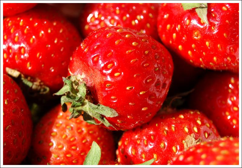 Strawberry by brantgarde