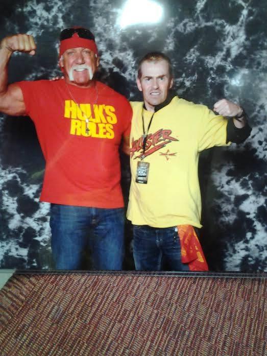 Dave Hulk Hogan by daves2012