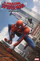 PS4 SPIDER-MAN Swings Onto MARVEL COMICS Variant by daves2012