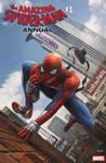 PS4 SPIDER-MAN Swings Onto MARVEL COMICS Variant