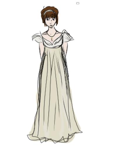 Elizabeth Bennet by leelagr123