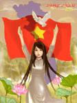 Vietnam Independence Day 2/9 by sachiko-yu