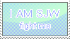 sjw stamp by hn-nana