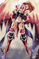 Cadena, Lucent Heart Goddess by knighthead