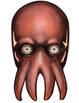 Zoidberg Mask