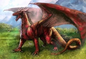 Big Red by knighthead