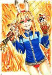 Caroline by knighthead