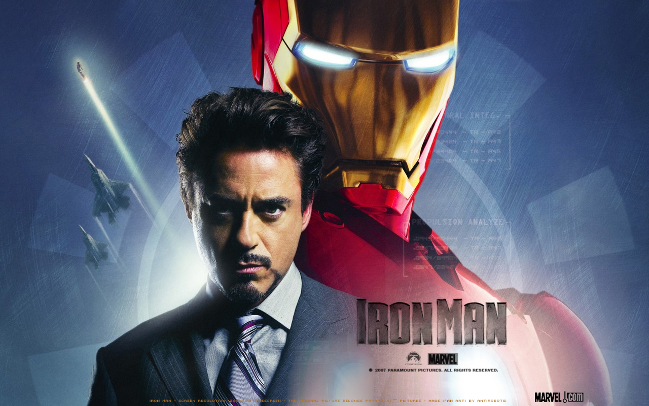 IronMan by antirobotic