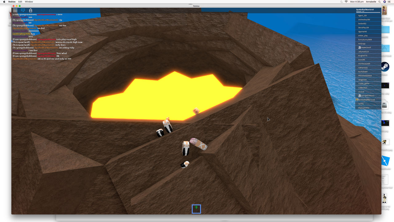 Natural Disasters Game Roblox Natural Disaster Survival I Was So Damn Close By Robloxavatars911 On Deviantart