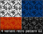 4variants retro pattern 02