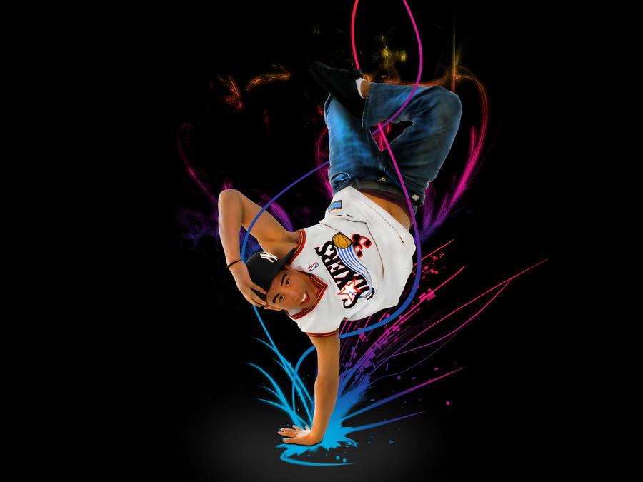 B-boy Dancer 2