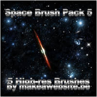 Space Brush Pack 5