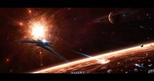 Aliens by paul-cz