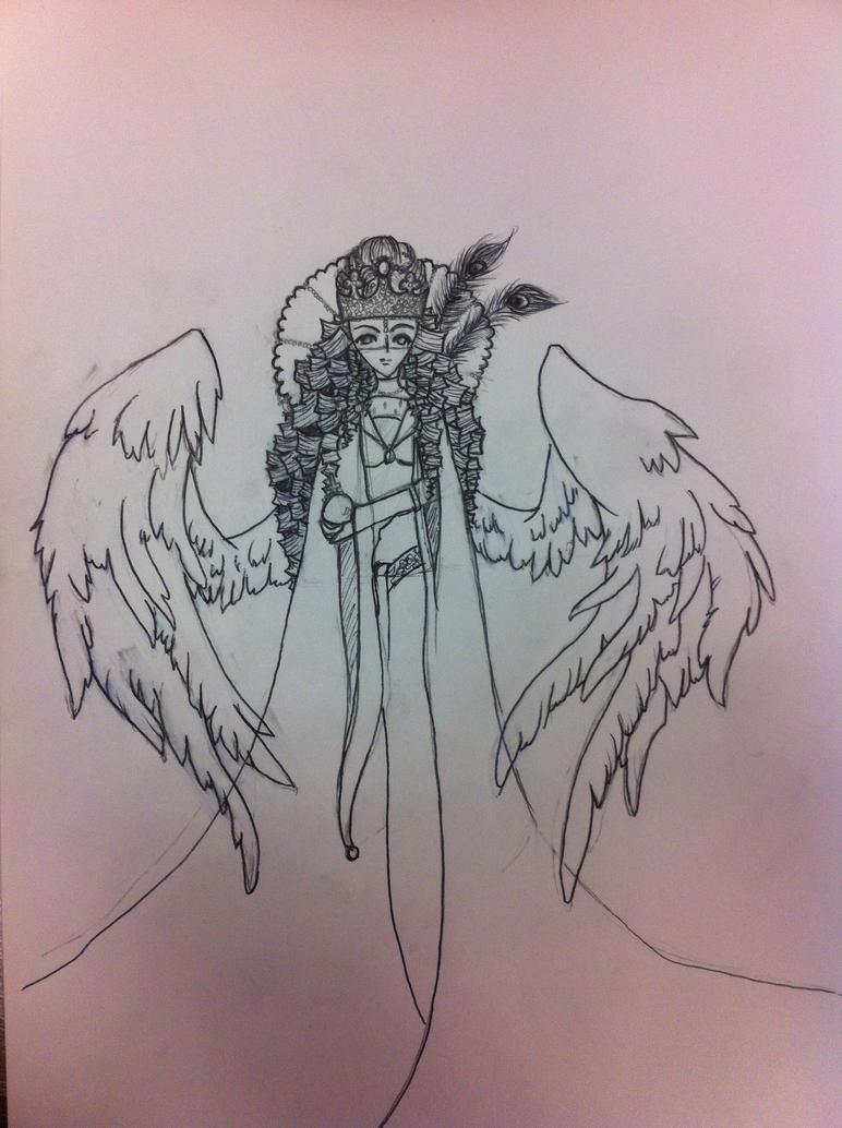 Regal Seraphim by Vaporapture