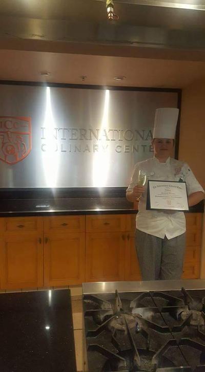 Culinary Graduate is meeeee by Vaporapture