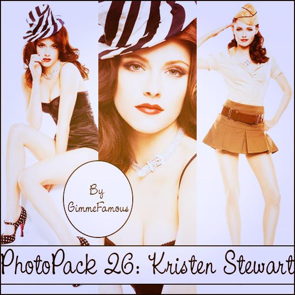 PhotoPack 26 - Kristen Stewart by GimmeFamous