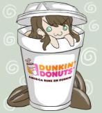 Dunkin Donuts Hot Coffee by kuramachan