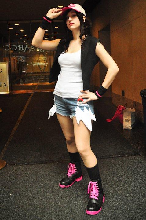 pokemon trainer cosplay black white wwwpixsharkcom