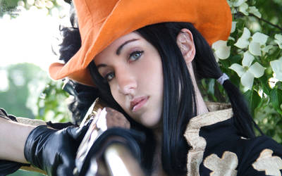 Movie Z Nico Robin II