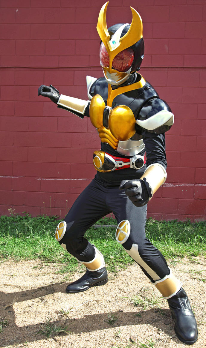 Kamen Rider Agito: Stand Tall by Sarapungs-tokusatsu