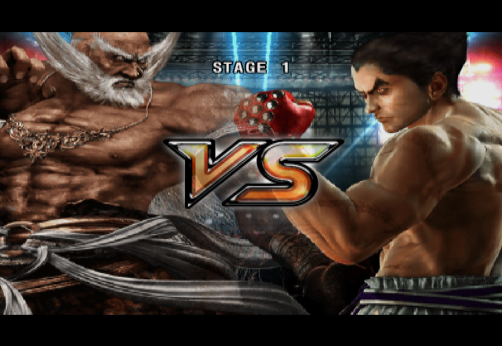 Tekken 5 Patch Play As Jinpachi Mishima By Tails1278 On Deviantart