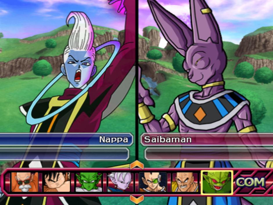 dragon ball budokai tenkaichi 3 all characters