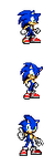 Sonic the Hedgehog start button orb by kamifox1