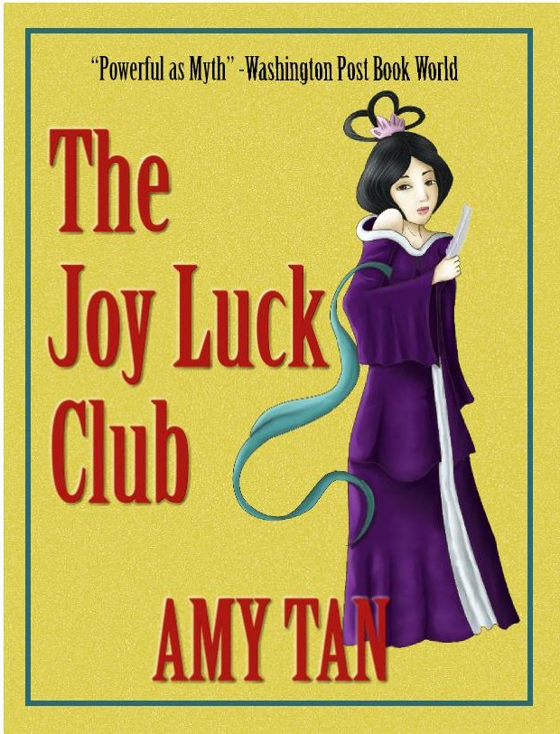 the joy luck club novel review Review/film: the joy luck club the parallels that linked the novel's parents and children provided it with a source of the joy luck club directed by wayne.