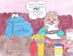 Compulsive Eater