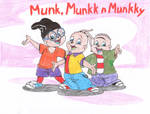 Munk, Munkk n Munkky