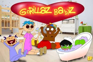 Gorillaz Babyz
