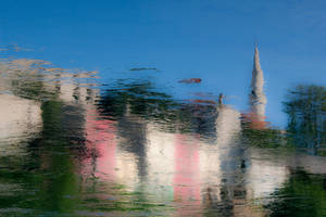 Reflections of Mostar by 4pm