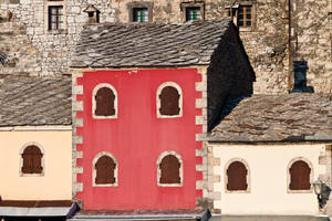 Mostar Houses by 4pm