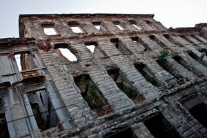 Mostar's Skeleton by 4pm