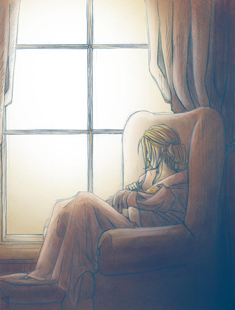 Cold dawn by Rakiah