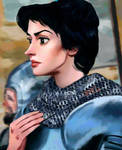 Joan Of Arc by Ambitrin